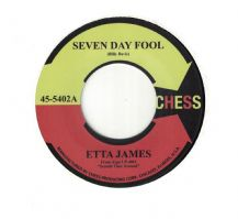 Etta James - Seven Day Fool Doug Banks - I Just Kept On Dancing